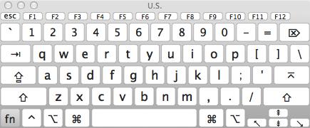 KeyBoardViewer-Fn